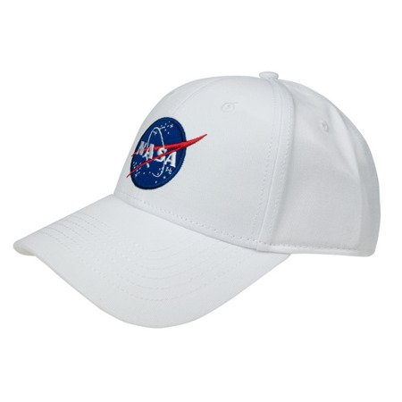 Alpha Industries NASA CAP White