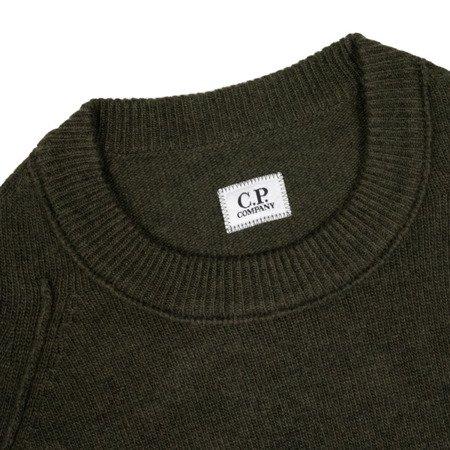 CP Company Lambswool Crew Neck Sweater