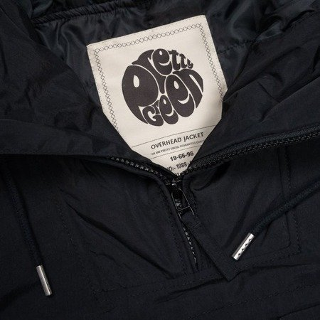 Pretty Green Mens Quilted Smock Jacket
