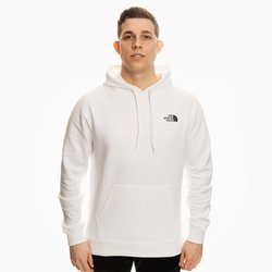 BLUZA THE NORTH FACE HOODIE WHITE