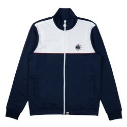 Pretty Green Mens Contrast Panel Track Top