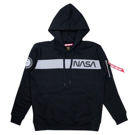Alpha Industries NASA RS Hoody Black