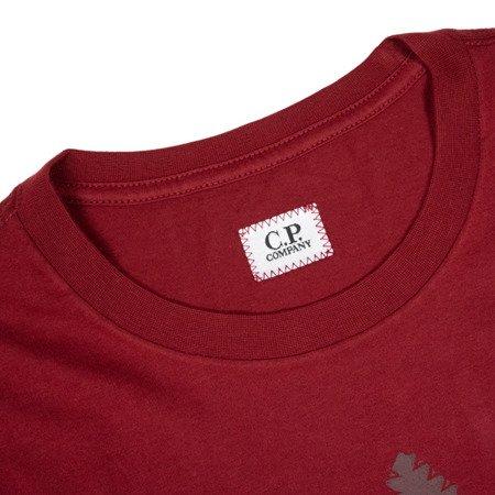 CP Company Jersey 30/1 Diamond Logo Print T-Shirt