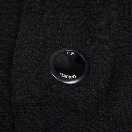 CP Company Lambswool Mixed Chrome Pocket Crewneck