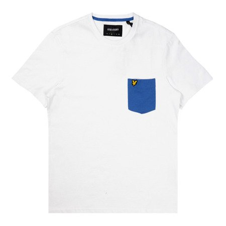 Lyle & Scott Contrast Pocket T Shirt