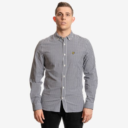 Lyle & Scott LS Slim Fit Gingham Shirt