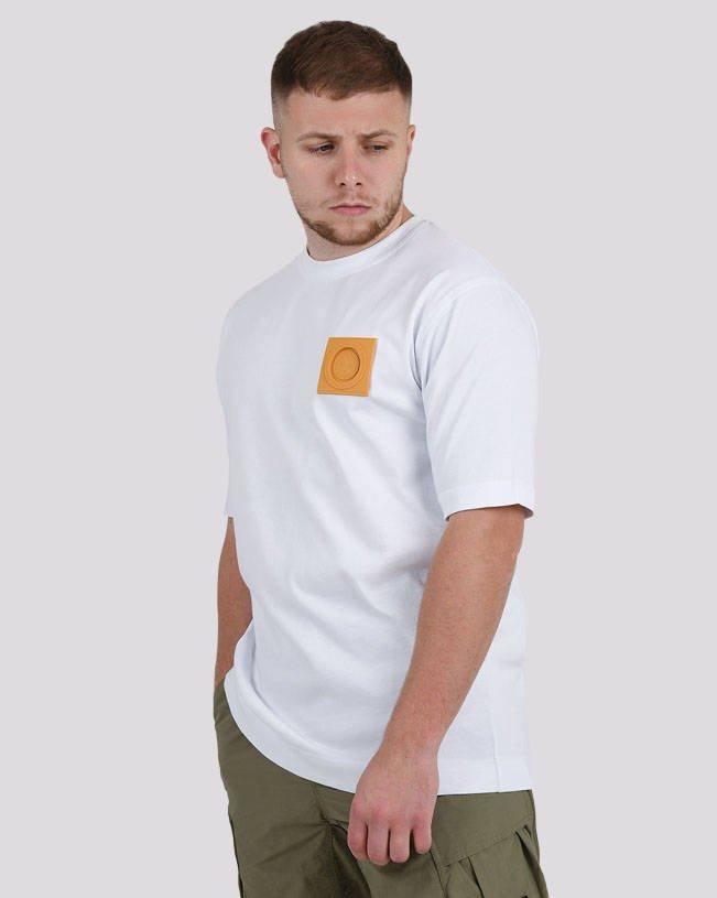 MARSHALL ARTIST FANTOM SIREN T-SHIRT 420 WHITE