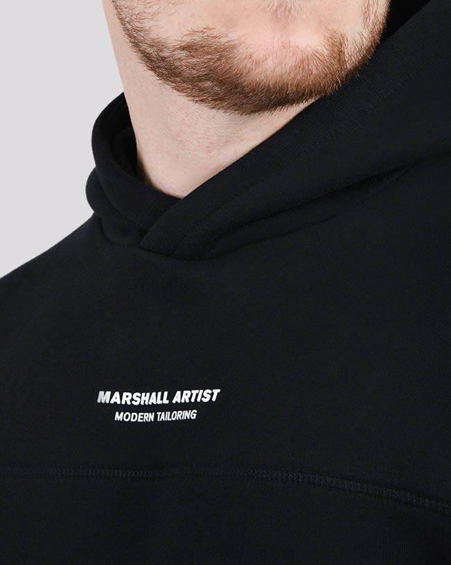 MARSHALL ARTIST SIREN OTH HOOD 420 BLACK