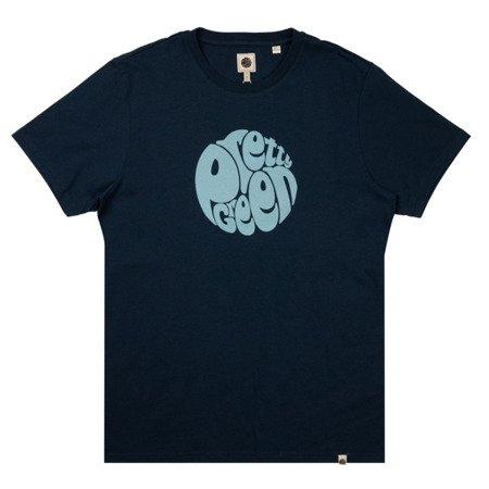 Pretty Green Mens Logo Print T-Shirt