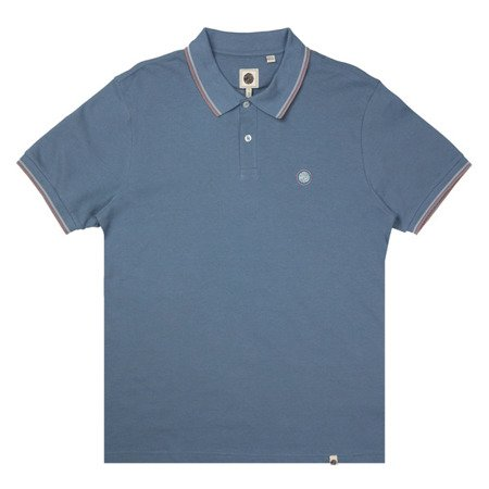 Pretty Green Mens Tipped Pique Polo Shirt
