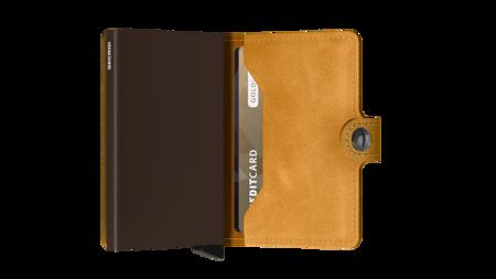 SECRID miniwallet vintage ochre