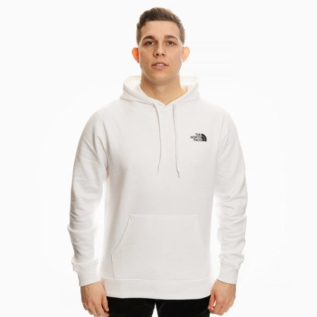 THE NORTH FACE HOODIE WHITE